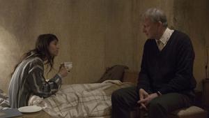Joe tells her story to Seligman