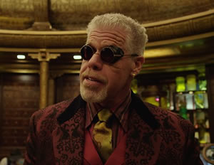 Ron Perlman as Hannibal Chau