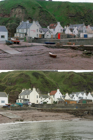 Pennan looks about the same in 2012 as it did in 1980