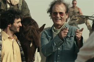 Bill Murray Rocks the Kasbah