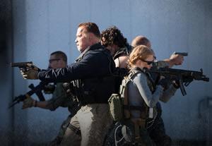 Guns blaze, brain cells die