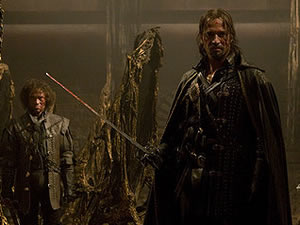 James Purefoy is Solomon Kane
