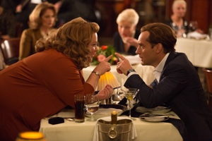 Susan Cooper dines with her crush, Bradley Fine