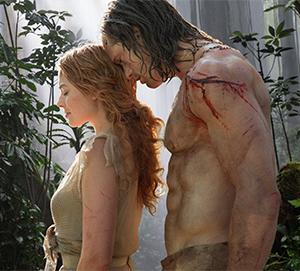 She's Jane. He's Tarzan.