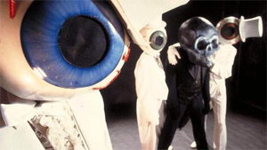 The Residents live by the Theory of Obscurity