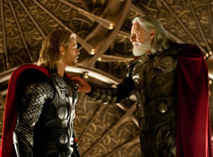 Thor: Son and Father