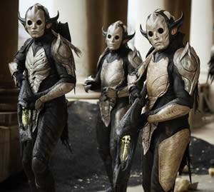 The Dark Elves