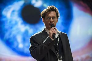 Keeping an eye on Johnny Depp