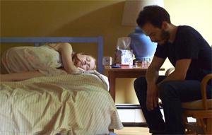 Dahlbom and Dancyger struggle against emotions and hormones