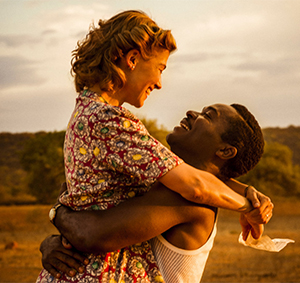 Rosamund Pike and David Oyelowo are out in Africa