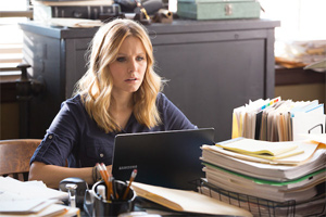 Bell revives Veronica Mars