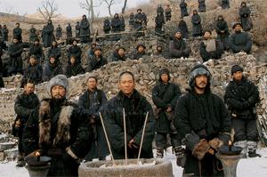 In 1800s China, General Li leads a civil war
