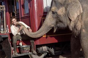Pattinson and Tai share a scene