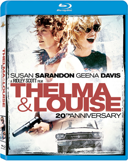 Thelma & Louise is now on Blu-ray