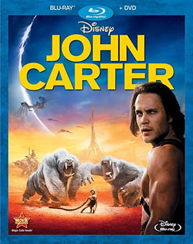 John Carter of Blu-ray
