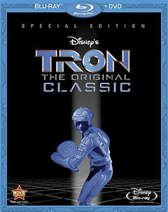 Tron looks better than ever on Blu-ray.